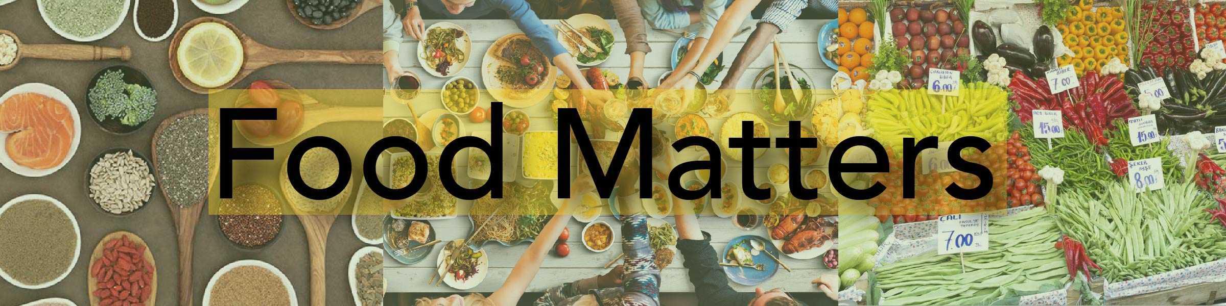Products We ♥   FOOD MATTERS®